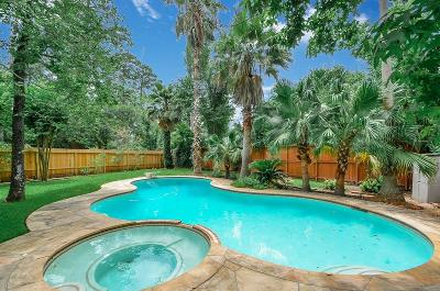 The Woodlands Single Family Home For Sale: 31 Sagamore Bend Place