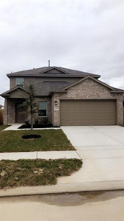 Single Family Home For Sale: 16519 Twinwalker Drive