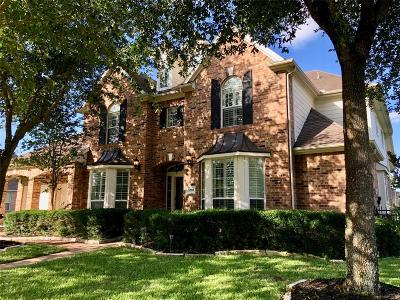 Cypress Single Family Home For Sale: 14918 Terra Point Drive