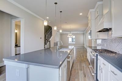 Houston Single Family Home For Sale: 1317 W 24th Street #A