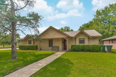 Houston Single Family Home For Sale: 5503 Cheshire Lane