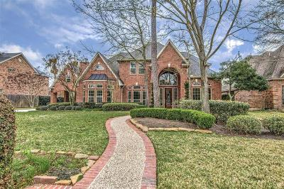 Spring Single Family Home For Sale: 16310 Wimbledon Forest Drive