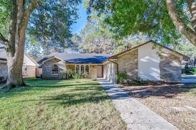 Houston Single Family Home For Sale: 23351 Earlmist Drive