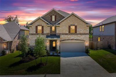 Conroe Single Family Home For Sale: 180 Chestnut Meadow Drive