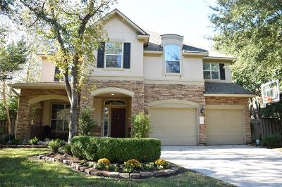 The Woodlands Single Family Home For Sale: 30 N Longsford Circle