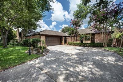 Houston Single Family Home For Sale: 10347 Chevy Chase Drive
