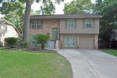 Kingwood Single Family Home For Sale: 2107 Lone Rock Drive