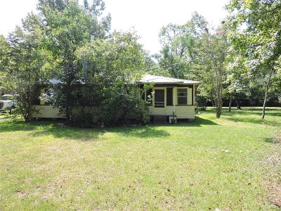 Single Family Home For Sale: 5352 Woodland Lakes Drive