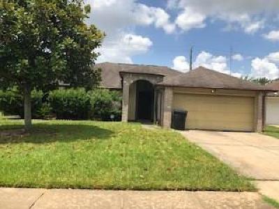 Missouri City Single Family Home For Sale: 14430 E Glen Willow Road
