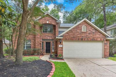 The Woodlands Single Family Home For Sale: 118 W Hobbit Glen Drive