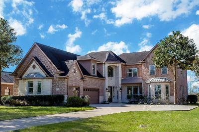 Fulshear TX Single Family Home For Sale: $479,000