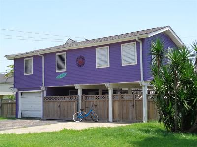 Jamaica Beach Single Family Home For Sale: 16603 Mansvelt Road