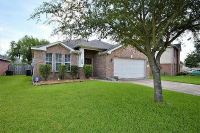 Deer Park Single Family Home For Sale: 2514 Horseshoe Bnd