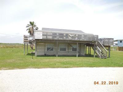 Matagorda Single Family Home For Sale: 371 Beachfront Drive