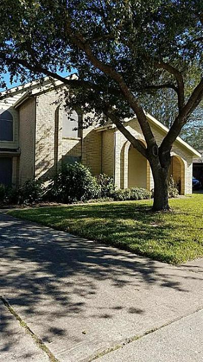 Pasadena Single Family Home For Sale: 4323 Tonkawa Street