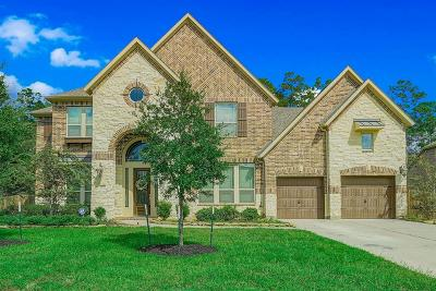 Conroe Single Family Home For Sale: 2107 Barton Woods Boulevard