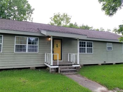 Galveston County Single Family Home For Sale: 1030 Perkins Drive