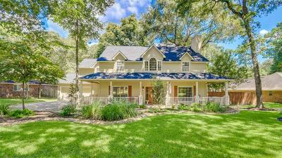 Conroe Single Family Home For Sale: 2458 Pebblebrook Circle