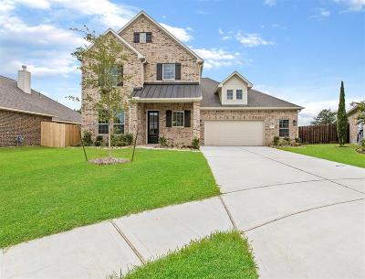 League City Single Family Home For Sale: 1314 Graham Trace Lane