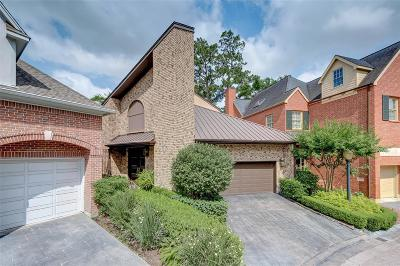 Houston Single Family Home For Sale: 321 Sugarberry Circle