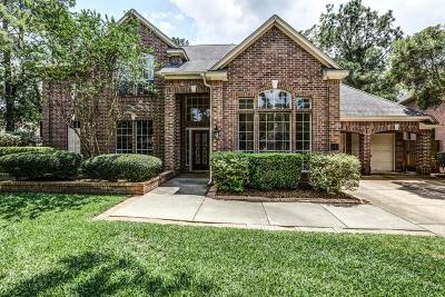 The Woodlands Single Family Home For Sale: 31 Bough Leaf Place