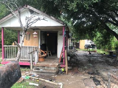 Houston Single Family Home For Sale: 1409 E 34th Street