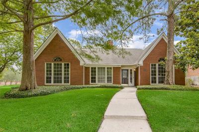 Houston Single Family Home For Sale: 2114 Purple Plum Lane