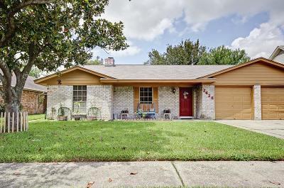 Deer Park Single Family Home For Sale: 2426 Tyler Lane