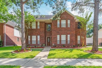 Pearland Single Family Home For Sale: 3229 Three Sister Circle Circle
