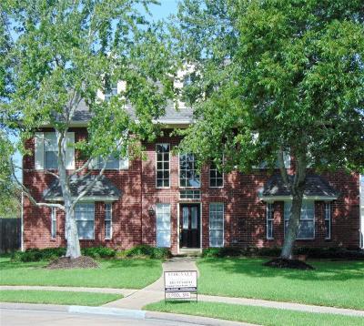 Seabrook Single Family Home For Sale: 4005 E Lakeway Drive E