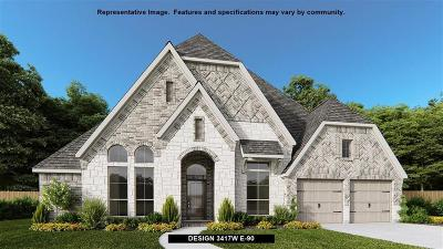 New Caney Single Family Home For Sale: 23408 Timberwood Grove Court