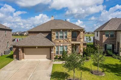 Rosharon Single Family Home For Sale: 9830 Clear Diamond Drive