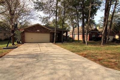 Montgomery Single Family Home For Sale: 3107 Fitzgerald Drive