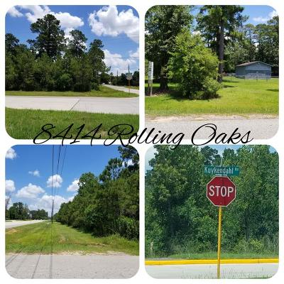 Spring Residential Lots & Land For Sale: 8418 Rolling Oaks Drive