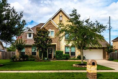 Friendswood Single Family Home For Sale: 1708 Pampas Trail Drive