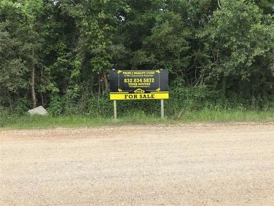 Dayton Residential Lots & Land For Sale: Fm 686 County Rd 621