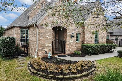 The Woodlands Single Family Home For Sale: 167 N Almondell Way