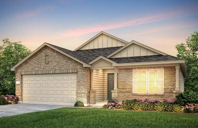 Hockley Single Family Home For Sale: 17711 Brahman Meadows Court
