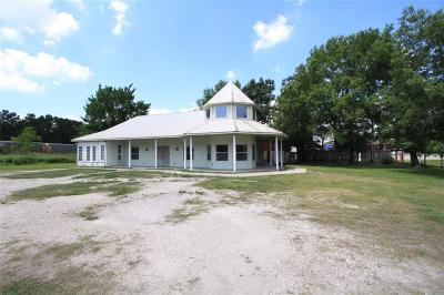 Huffman Single Family Home For Sale: 11906 Fm 1960