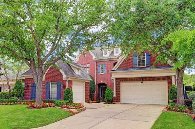 Houston Single Family Home For Sale: 3336 Bridgeberry Lane