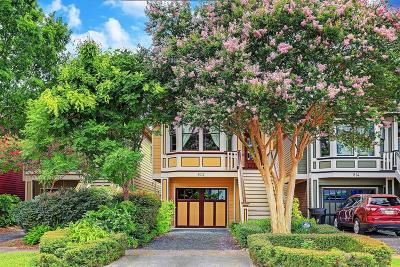 Houston Single Family Home For Sale: 812 W 23rd Street