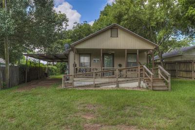 New Waverly Single Family Home Pending: 821 Gibbs Street