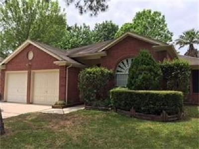 Humble Single Family Home For Sale: 8314 Hunters Village Drive
