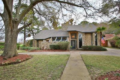 Houston Single Family Home For Sale: 7522 Bull Creek Road