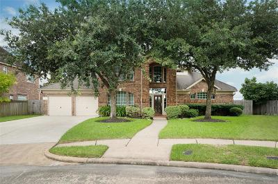 Pearland Single Family Home Option Pending: 2806 Wakefield Court