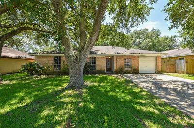 Pearland Single Family Home For Sale: 1616 Sleepy Hollow Drive