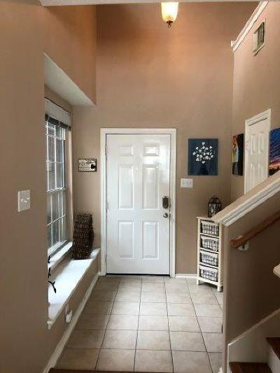 The Woodlands Condo/Townhouse For Sale: 38 E Stedhill Loop Loop