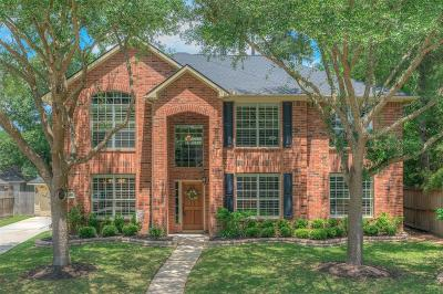 Conroe Single Family Home For Sale: 23877 Dorrington Estates Lane