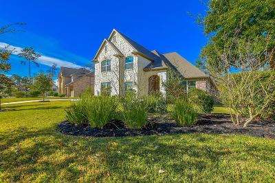 Conroe Single Family Home For Sale: 1804 Lily Meadows Drive