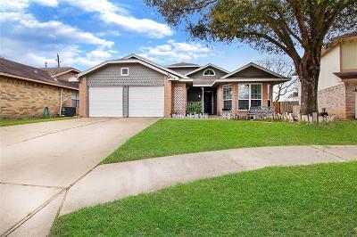 Katy Single Family Home For Sale: 6719 Pleasant Stream Drive